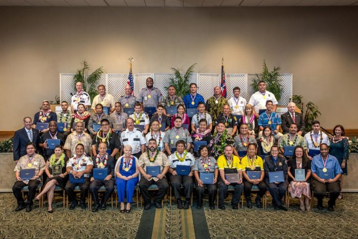 Top Cop Hawaii 2019